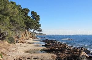 Beaches in Carqueiranne