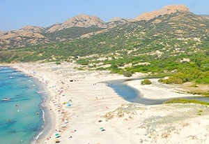 Beaches in Palasca