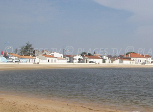 Beaches in L'Aiguillon-sur-Mer