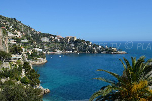 Beaches in Cap-d'Ail