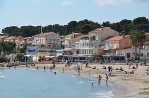 Beaches in Saint-Cyr-sur-Mer