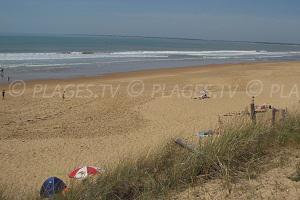 Beaches in La Tranche-sur-Mer