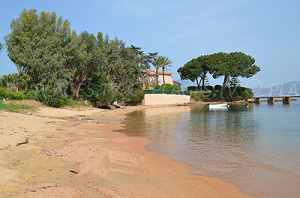 Beaches in Porticcio