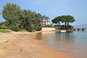 Beaches in Porticcio