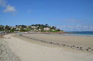 Beaches in Perros-Guirec