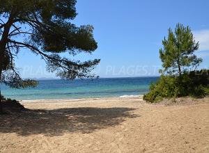Beaches in Bormes-les-Mimosas