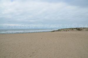 Beaches in Vendays-Montalivet