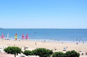 Beaches in La Baule-Escoublac