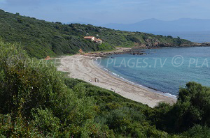 Beaches in Cargèse