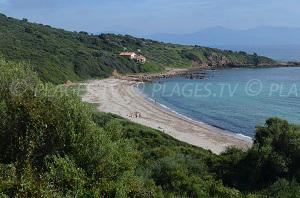 Beaches in Cargèse