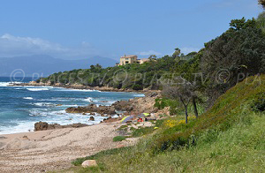 Beaches in Coti-Chiavari