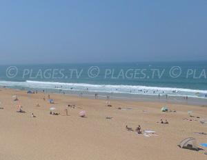 Beaches in Labenne