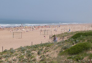 Beaches in Tarnos
