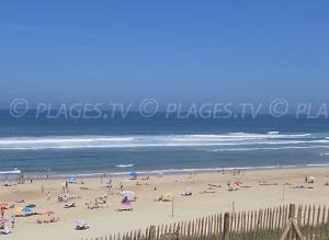 Beaches in Contis-Plage