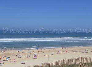 Beaches in Contis-Plage