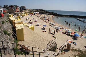 Beaches in Batz-sur-Mer