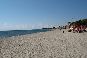 Beaches in San-Nicolao