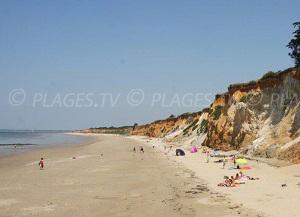 Beaches in Pénestin