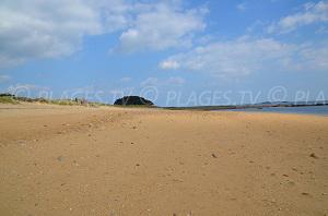 Beaches in Locmariaquer