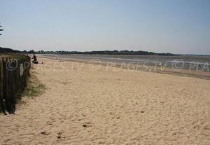 Beaches in Assérac