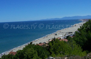 Beaches in Leucate