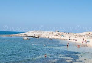 Beaches in Lumio