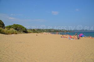 Beaches in Cavalaire-sur-Mer