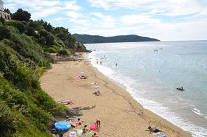 Beaches in La Croix-Valmer
