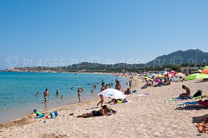 Beaches in Algajola