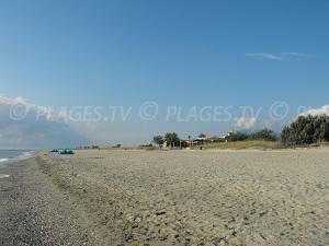 Spiagge Castellare-di-Casinca