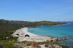 Beaches in Santo-Pietro-di-Tenda