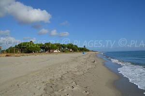 Spiagge Taglio-Isolaccio