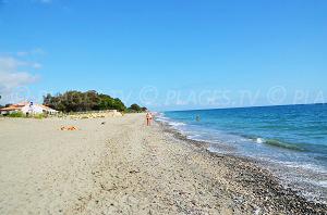 Spiagge Santa-Lucia-di-Moriani