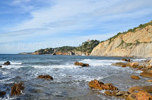 Beaches in Ensuès-la-Redonne