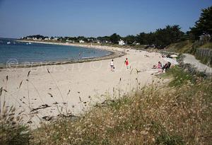 Beaches in Mesquer