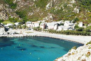 Beaches in Barrettali