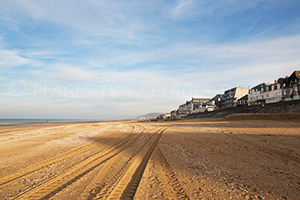 Beaches in Cabourg