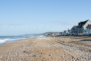 Beaches in Villers-sur-Mer