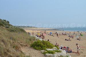 Beaches in Dolus-d'Oléron
