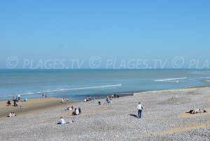 Beaches in Veules-les-Roses
