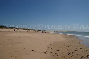 Beaches in Bretignolles-sur-Mer