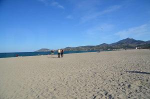 Beaches in Argelès-sur-Mer