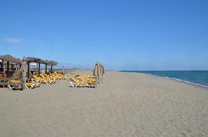 Beaches in Torreilles