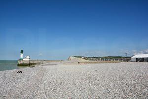 Beaches in Le Tréport