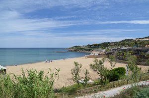 Beaches in Les Issambres