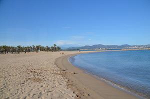 Spiagge Saint-Aygulf