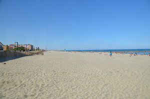 Beaches in Saint-Cyprien