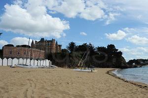 Beaches in Saint-Briac-sur-Mer