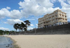 Beaches in Saint-Lunaire