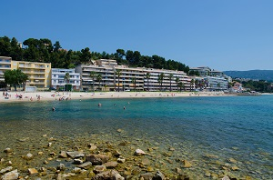 Beaches in Bandol
